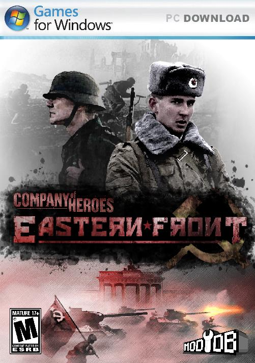 Company of Heroes-MOD-Eastern Front